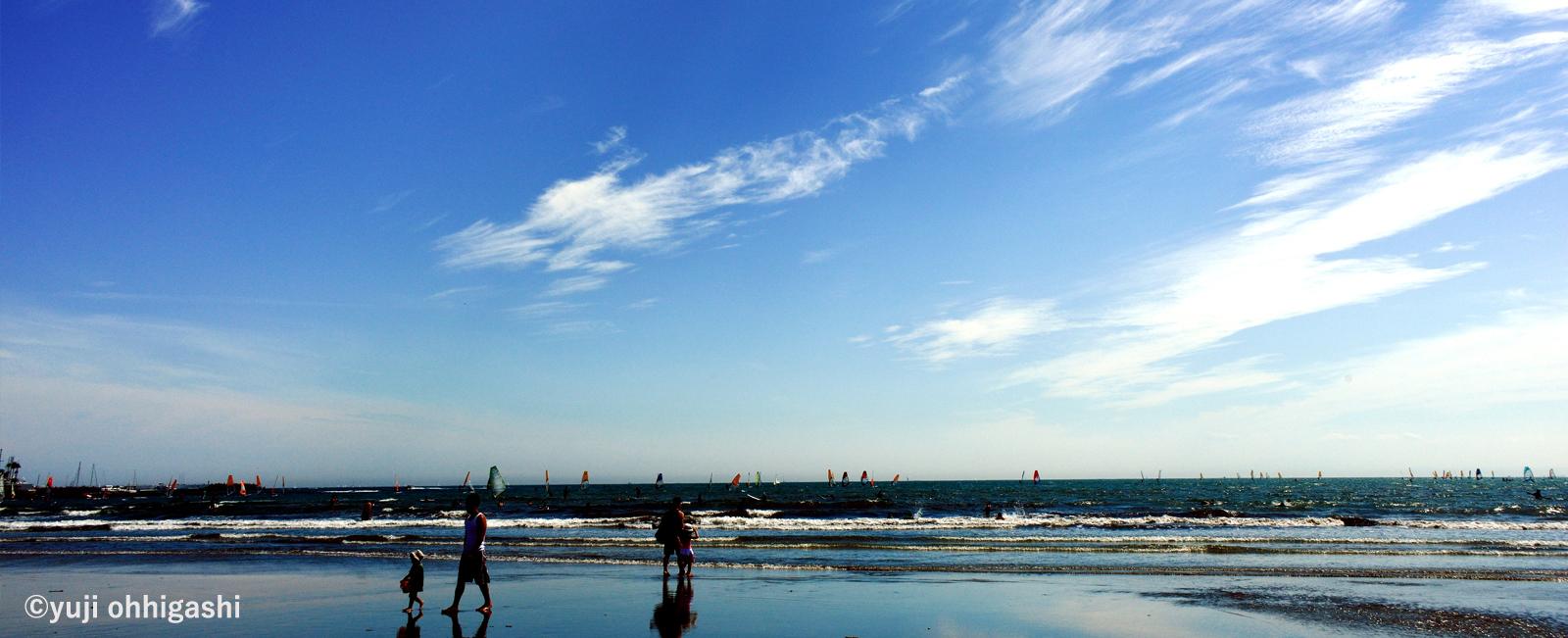 Zaimokuza Beach