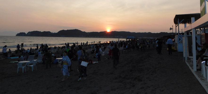 第69回-鎌倉花火大会2017-のはじまりです(1)